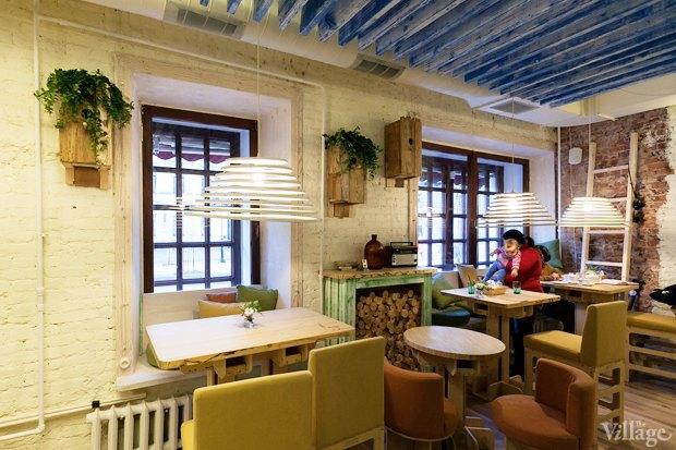 Новое место: Кафе «Укроп» на Малой Конюшенной . Изображение № 10.