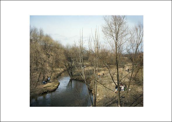 Фили-Давыдково. Из серии «Пастораль», 2009. Изображение № 5.