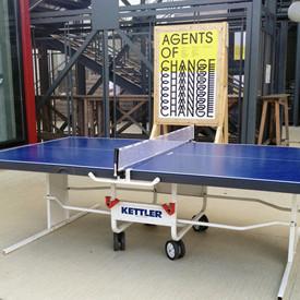 Стол накрыт: Где играть в пинг-понг на открытом воздухе. Изображение № 5.