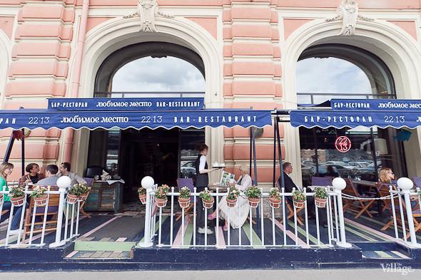 Зов улиц: Летние веранды в центре Петербурга. Изображение № 5.