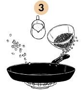 Рецепты шефов: Филе плотвы с хрустящей корочкой. Изображение № 5.