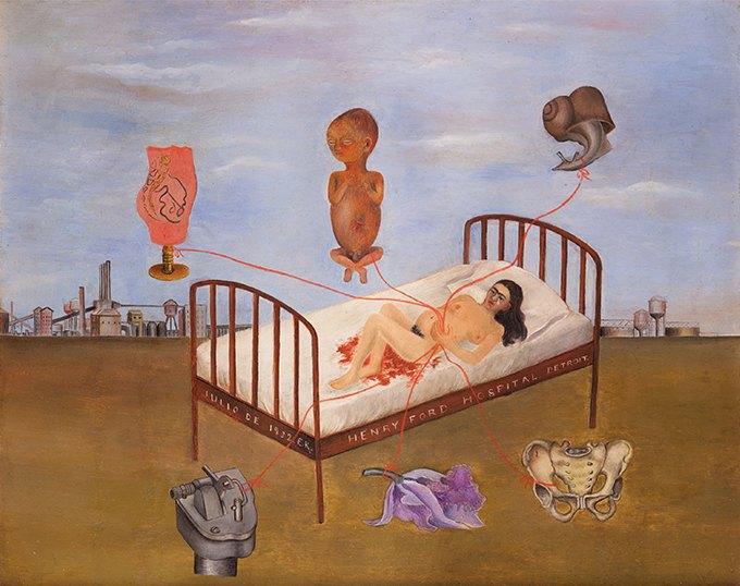 Фрида Кало вМузее Фаберже: главные факты икартины. Изображение № 6.