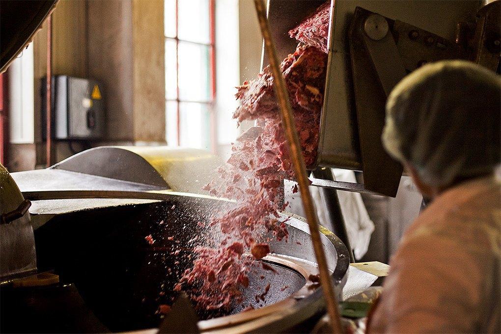 Думничи, мясокомбинат. Изображение № 10.