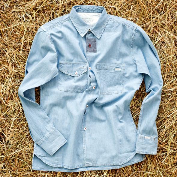 Вещи недели: 15 джинсовых рубашек. Изображение № 7.