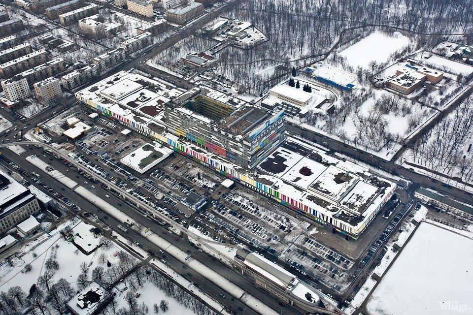 Лучший вид на этот город: 7 смотровых площадок вМоскве. Изображение № 62.