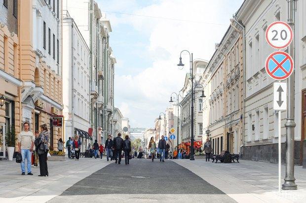 Итоги сезона: Пешеходные зоны вцентре. Изображение № 13.