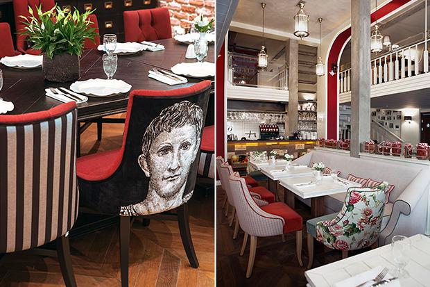 На Пушечной открылся ресторан итальянской кухни Insolito. Изображение № 12.