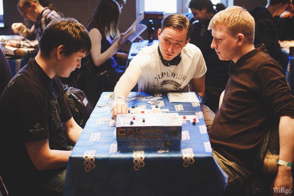 Люди в городе: Посетители фестиваля настольных игр «Игрокон». Изображение № 1.