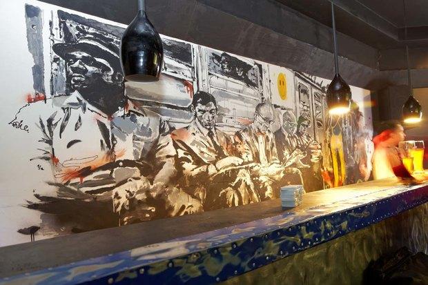 На Лиговском проспекте открылся бар-сидрерия «5408». Изображение № 3.