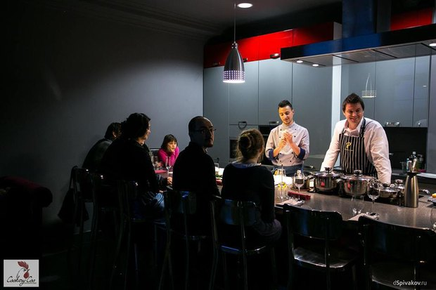 На Васильевском острове открылась кулинарная студия CookeryCoo. Изображение № 3.
