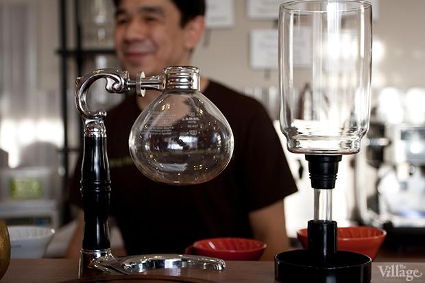 Все свои: Кофейня «Глобал Граундс». Изображение № 12.