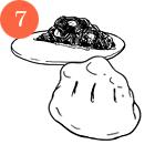 Рецепты шефов: Китайские пельмени с бараниной. Изображение № 9.