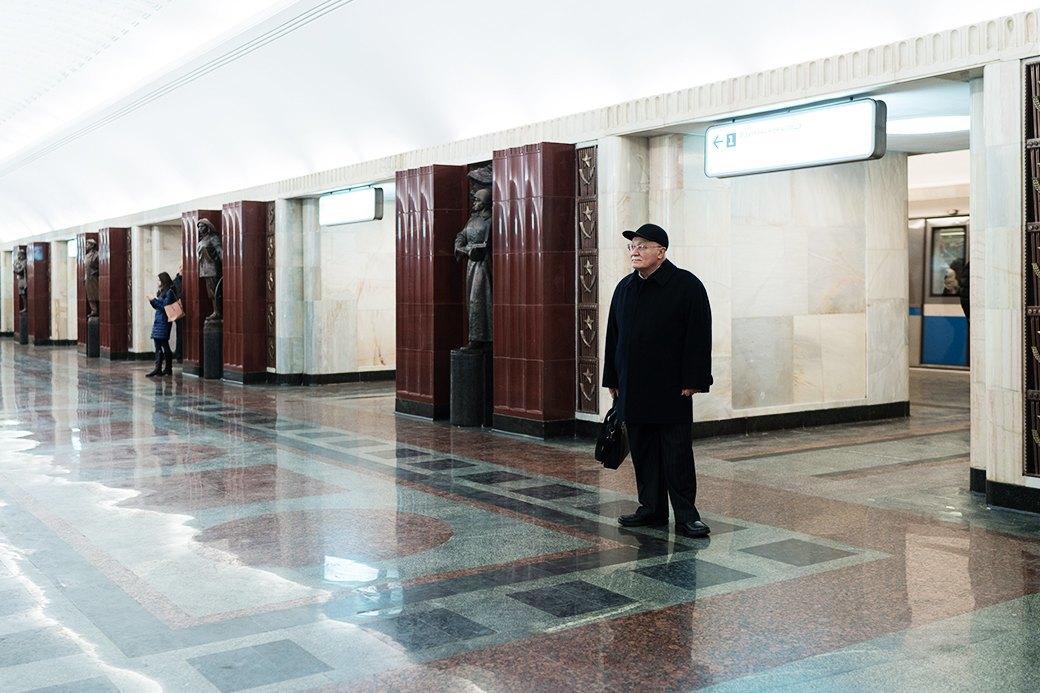 Обновлённая станция метро «Бауманская». Изображение № 9.