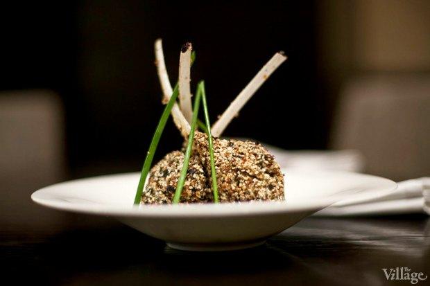 Рецепты шефов: Бараньи рёбрышки в фурикаке. Изображение № 4.