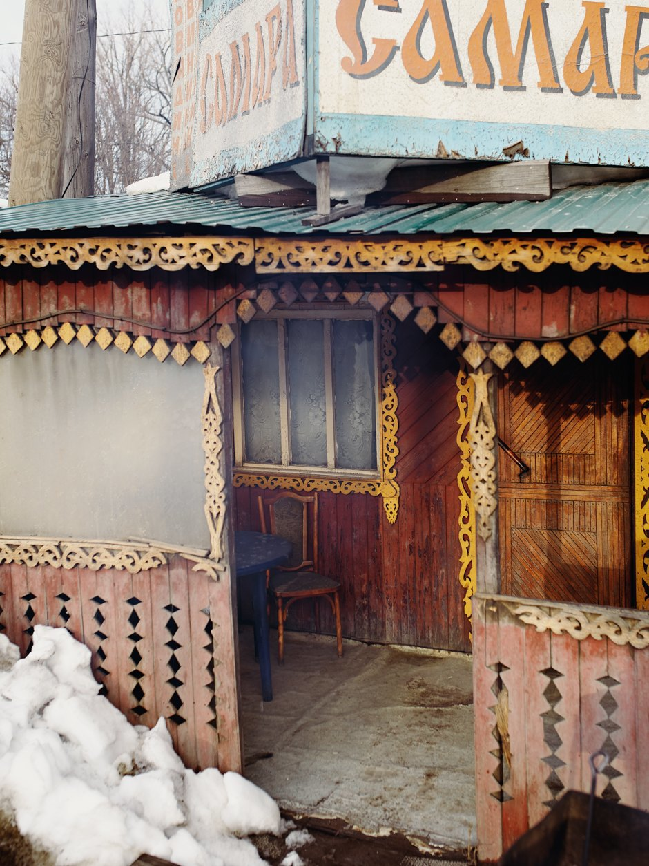 Как вмордовском лесу  живёт кулинарная  столица России. Изображение № 4.