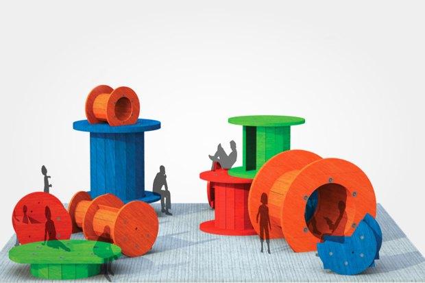 «ПроФОРМА»: 20 идей малых объектов городской среды. Изображение № 22.