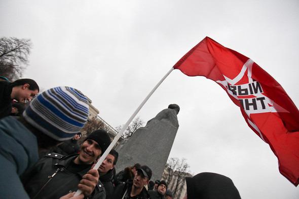 Народ против: Главные протесты 2011 года. Изображение № 57.