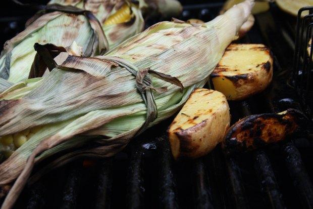 Как правильно готовить мясо и овощи на природе?. Изображение № 2.