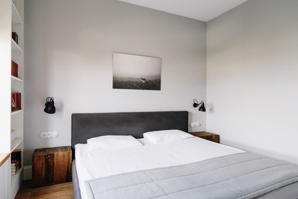 Четырёкомнатная квартира в американском стиле для семьи сдвумя детьми. Изображение № 25.
