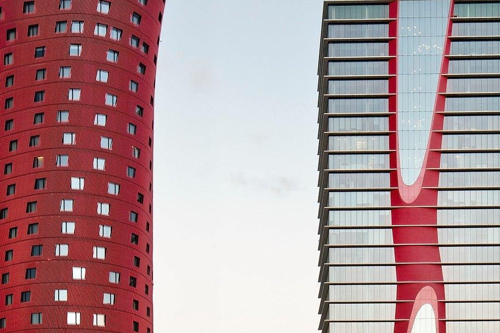 Hopes Tech: 15 самых эффектных небоскрёбов мира. Изображение № 55.