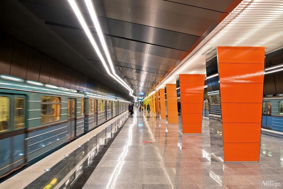 Фото дня: Новые станции метро «Лермонтовский проспект» и «Жулебино». Изображение № 1.