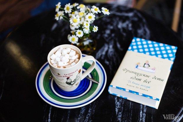 Какао с зефиром — 144 рубля, книга Карен Ле Бийон «Французские дети едят всё» — 544 рубля. Изображение № 16.