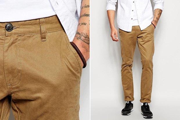 Где купить мужские брюки: 9вариантов отодной до пяти тысяч рублей. Изображение № 9.