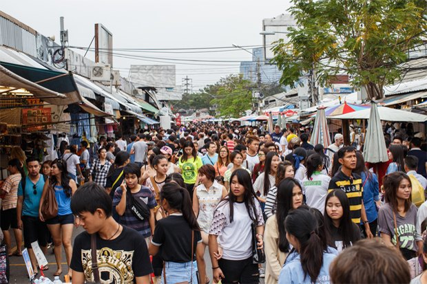 10 мест вБангкоке, куда ходят сами бангкокцы. Изображение № 2.