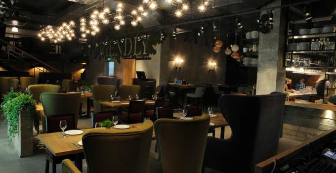 В Москве открылся ресторан Friendly сблюдами «по себестоимости» . Изображение № 2.