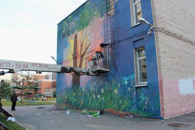 Фото: Честное граффити. Изображение № 1.