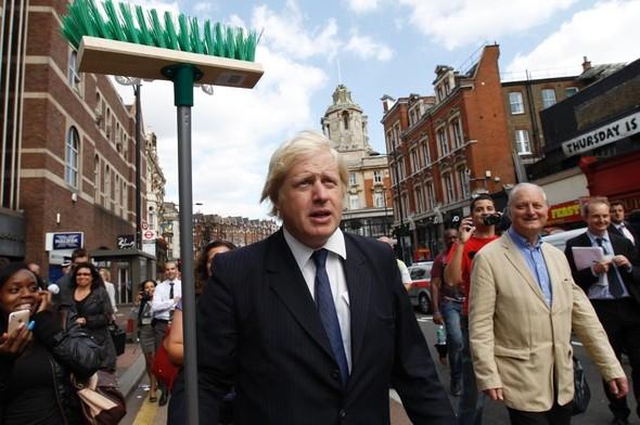 Клуб мэров: Борис Джонсон, Лондон. Изображение № 16.