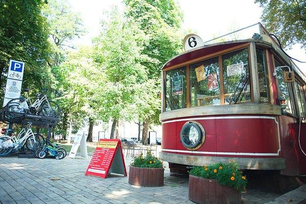 Испанский немецкий: Необычные места в Киеве. Изображение № 23.