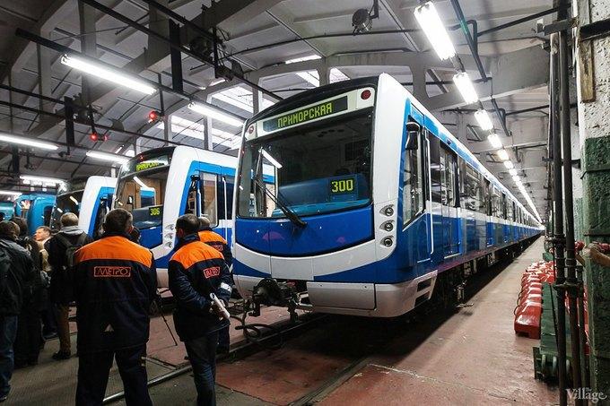 Новые вагоны метро поставит чешская компания. Изображение № 3.