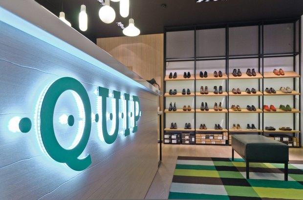 На Невском открылся магазин английской обуви . Изображение № 1.