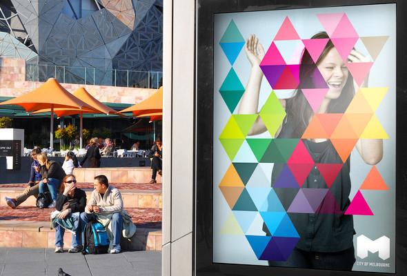 Город в образе: Авторы логотипов Амстердама, Мадрида и Пулы — о брендинге города. Изображение № 17.