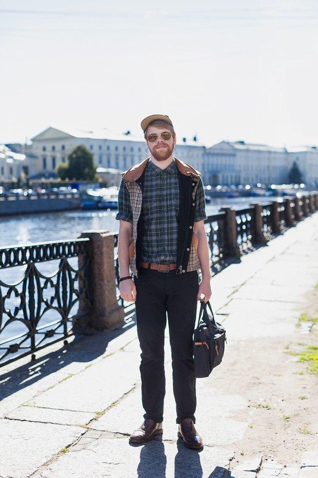 Внешний вид (Петербург): Роман Романов, диджитал-продюсер в Indee Interactive . Изображение № 1.