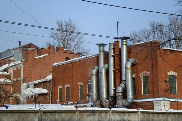 Производственные здания пивомёдоваренного завода «Бавария». Изображение № 9.