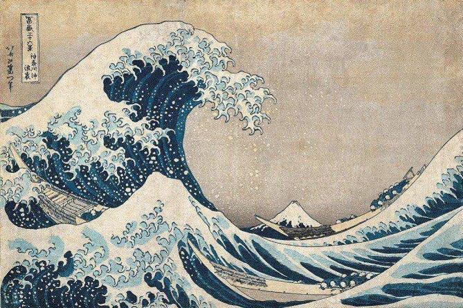 ВПушкинском музее в столице России открывается выставка шедевров японской живописи