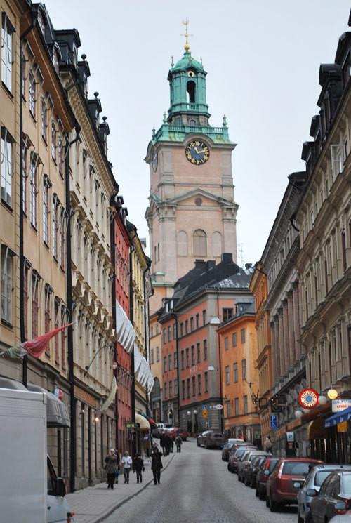 Изображение 17. Стоки и холмы Стокгольма.. Изображение № 1.