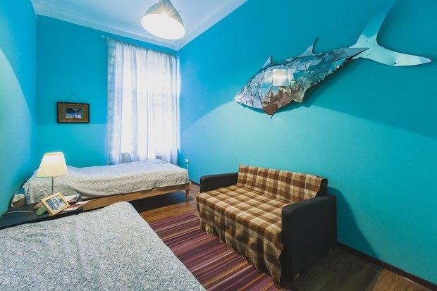 Создатели Hello Hostel открыли хостел вКовенском переулке. Изображение № 1.