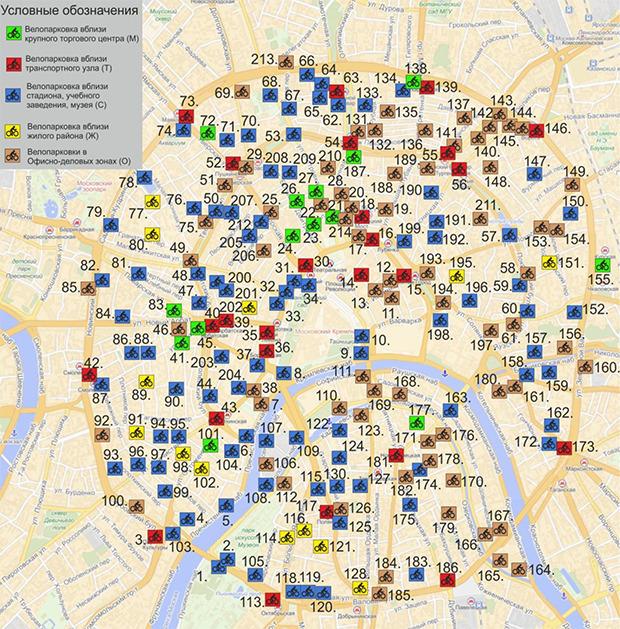 Карта предоставлена департаментом транспорта Москвы. Изображение № 1.