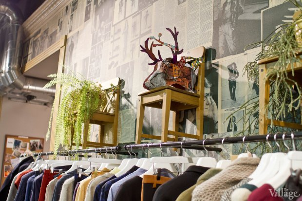 Новости магазинов: «Весна», ЦУМ, Asos, «Цветной», Mood Swings. Изображение № 9.