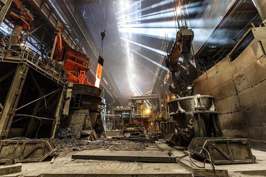 Производственный процесс: Как плавят металл. Изображение № 14.