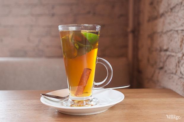 Чай с мёдом и корицей — 55 рублей. Изображение № 48.