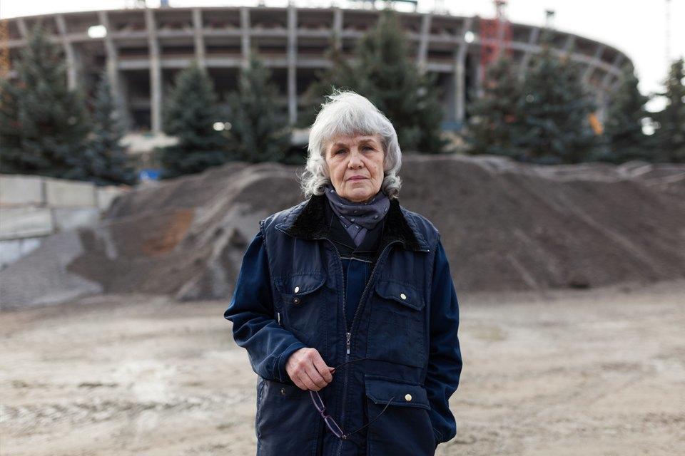 Кто строит cтадион «Зенит-Арена». Изображение № 3.