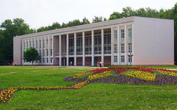 Детская школа искусств, город Королев. Изображение № 9.