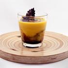 Рецепты шефов: Запечённый с травами карп с соусом из оливок и томатов. Изображение № 12.