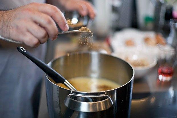 Шеф дома: Грузин и итальянец готовят по рецептам бабушек. Изображение № 48.