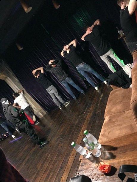 Закрытая русская вечеринка в клубе девушки в ночных клубах