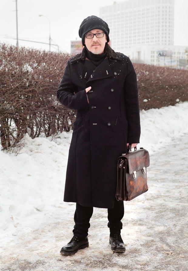Внешний вид: Азамат Цебоев, главный редактор Menu Magazine. Изображение № 1.